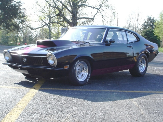 1970 Ford Maverick 2 door