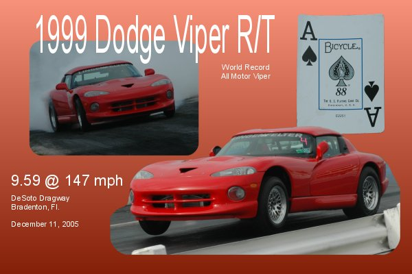 1999  Dodge Viper RT 10 picture, mods, upgrades