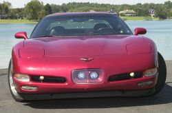 2002 Chevrolet Corvette LS1 Supercharged