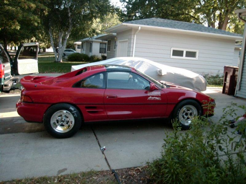 1993 Toyota MR2 Turbo