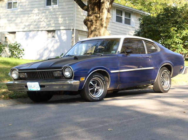 1977 Ford Maverick