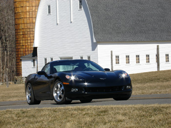 2005 Chevrolet Corvette Carlisle Callaway Super Natural