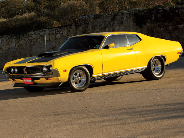 1971  Ford Torino GT picture, mods, upgrades