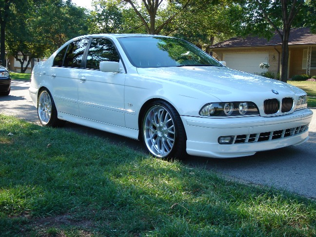 1999  BMW 540i  picture, mods, upgrades