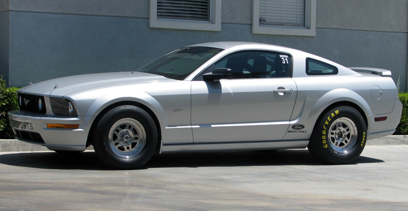 2005 Ford Mustang GT
