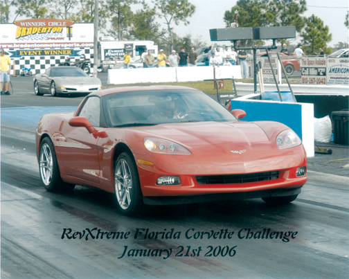 2005 Chevrolet Corvette Z-51 Coupe