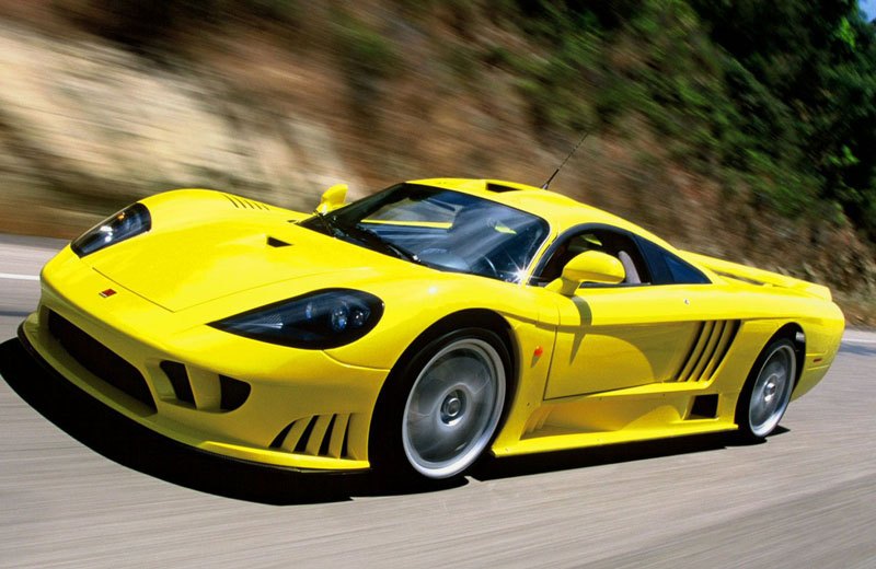 2006  Saleen S7 Twin Turbo picture, mods, upgrades