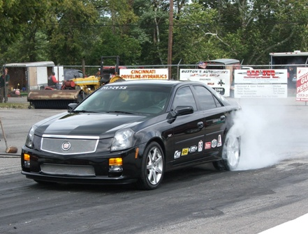 2005  Cadillac CTS-V Supercharger picture, mods, upgrades