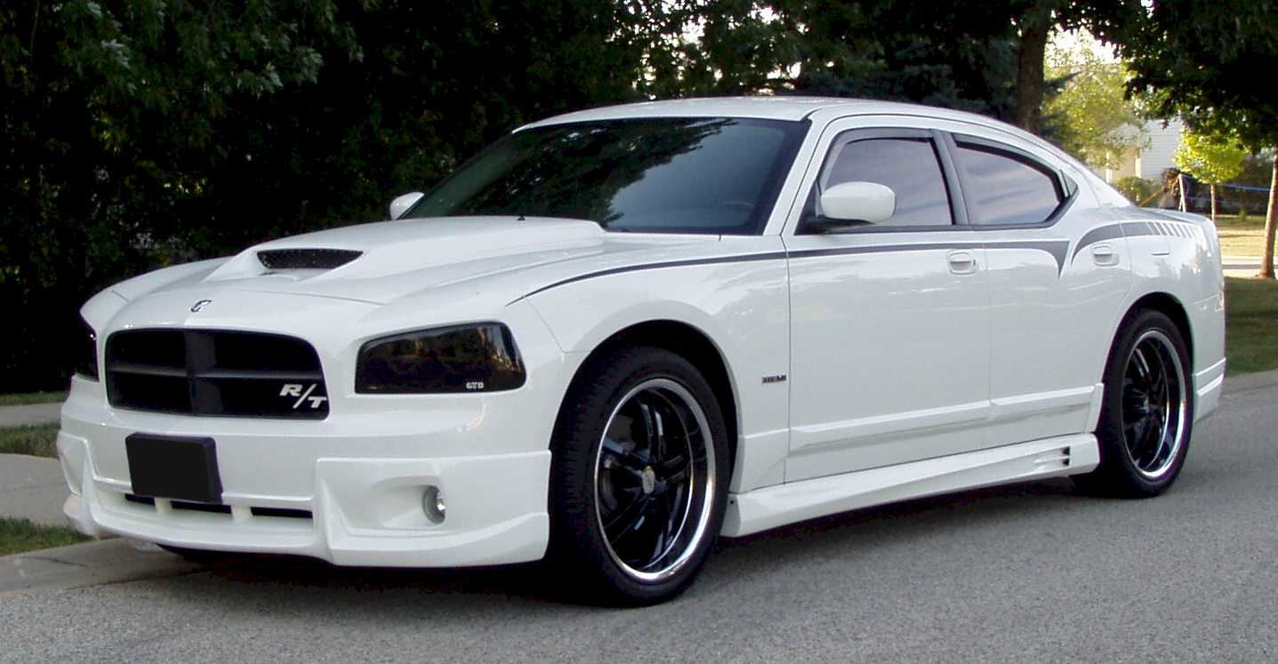 2007 srt8 charger 0-60