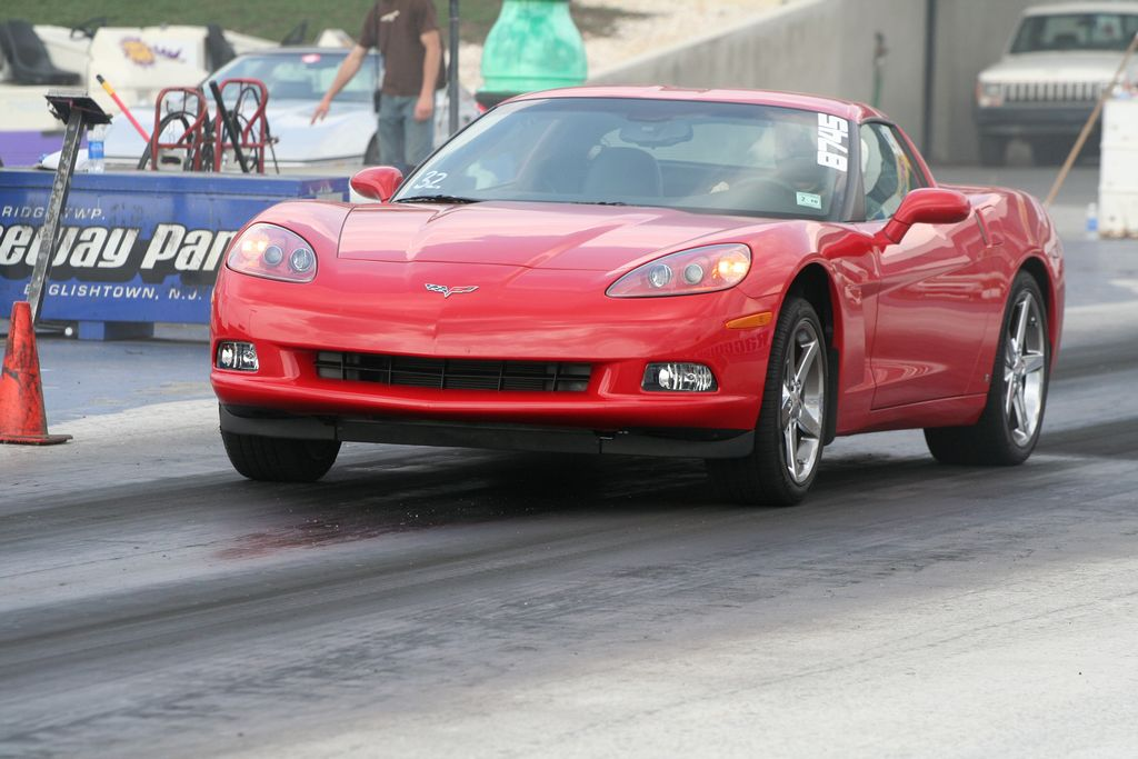 2006 Chevrolet Corvette Z51 with A6 trans