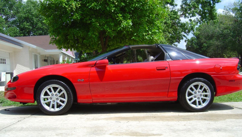 2000  Chevrolet Camaro SS picture, mods, upgrades