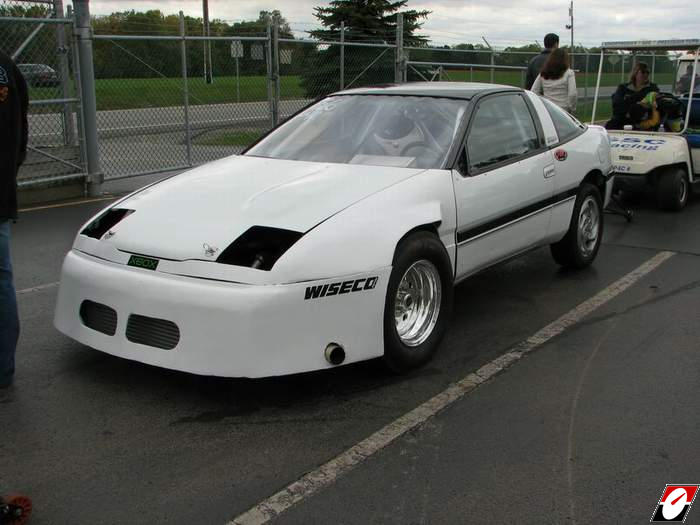 1991 Plymouth Laser RS Turbo