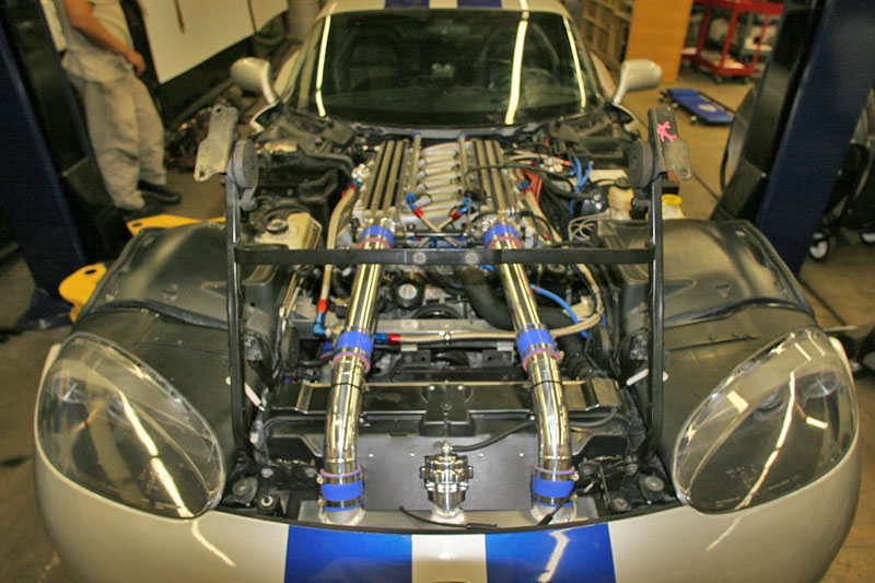 1998 Dodge Viper Stryker Twin Turbo