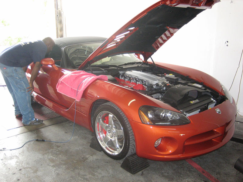 2005 Dodge Viper SRT-10 Copperhead