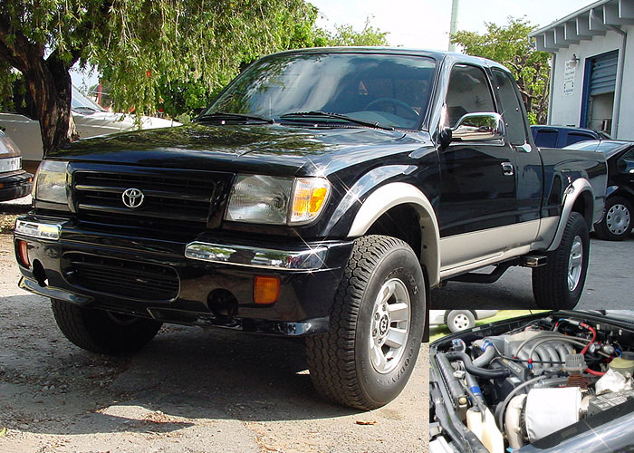 1998 Toyota Tacoma SR5 Twin Turbo