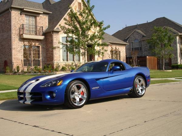 2006 Dodge Viper SRT-10 First Edition