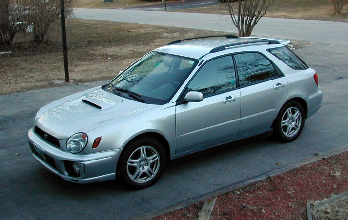 2003  Subaru Impreza WRX Wagon picture, mods, upgrades