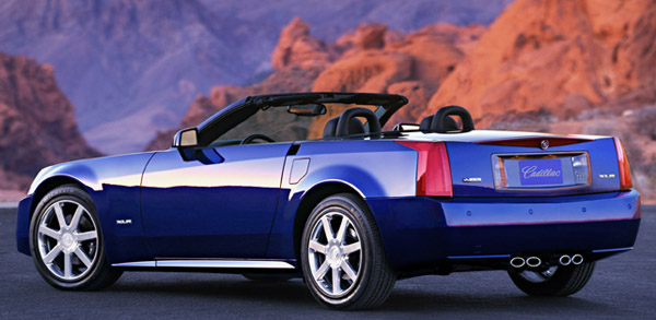 2006  Cadillac XLR-V  picture, mods, upgrades