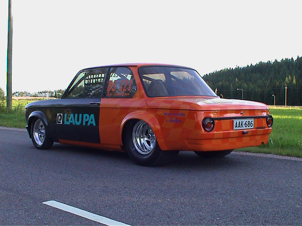 1972  BMW 2002  picture, mods, upgrades