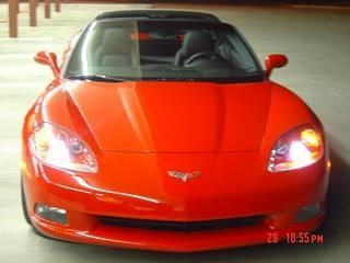 2005 Chevrolet Corvette 1SX