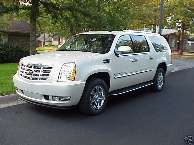 2007  Cadillac Escalade  picture, mods, upgrades