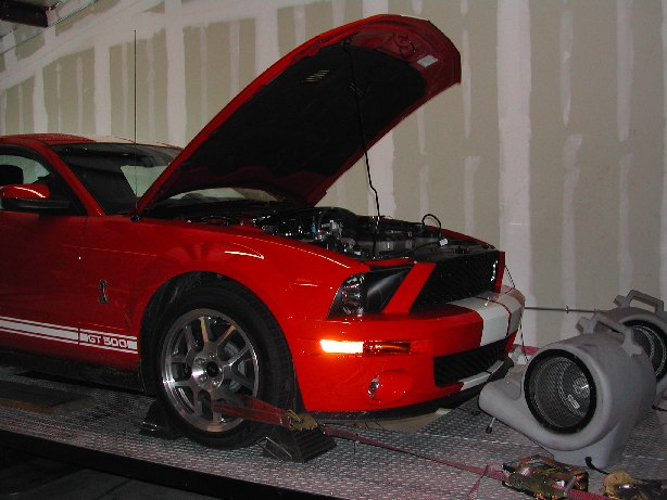 2007 Ford Mustang Shelby-GT500