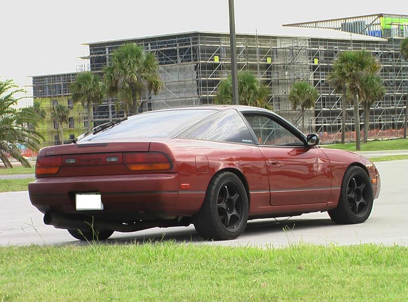 1992 Nissan 240SX SE Turbo