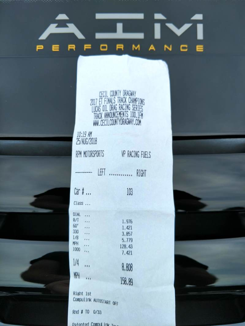 2014 Black Porsche 911 Turbo S ESMotor 1000 Timeslip Scan