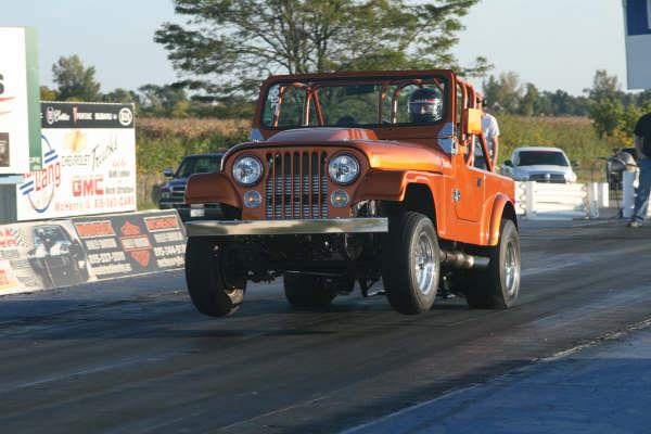 1980 Jeep Cj 7 1 4 Mile Drag Racing Timeslip Specs 0 60