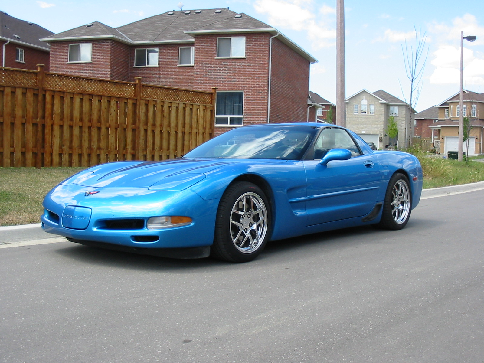 2001 Chevrolet Corvette Zo6 Pictures Mods Upgrades