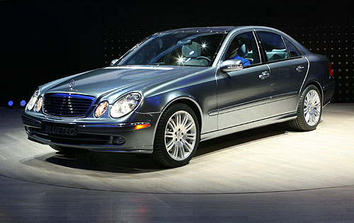 2007 Mercedes-Benz E320 Bluetec