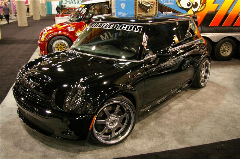 2005 mini cooper s turbo 1 4 mile drag racing timeslip. Black Bedroom Furniture Sets. Home Design Ideas