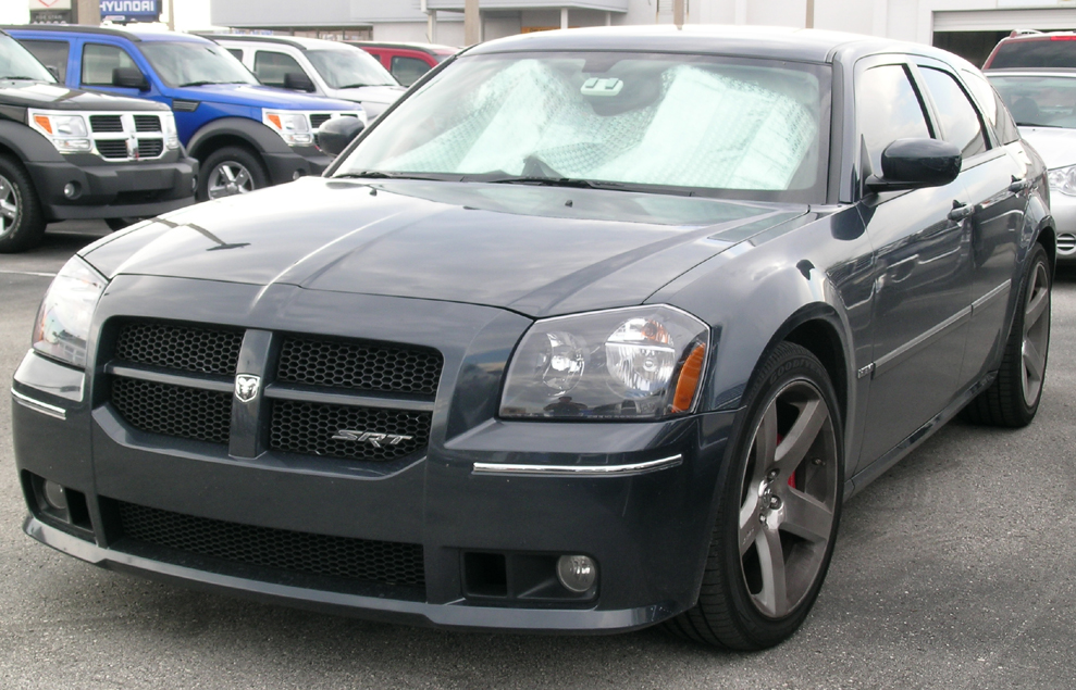 You can vote for this Dodge Magnum SRT8 to be the featured car of the month