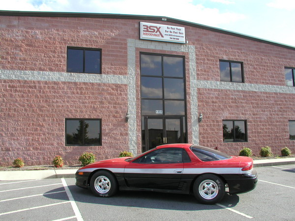 1991 Mitsubishi 3000GT VR4 GT35R Twin Turbo