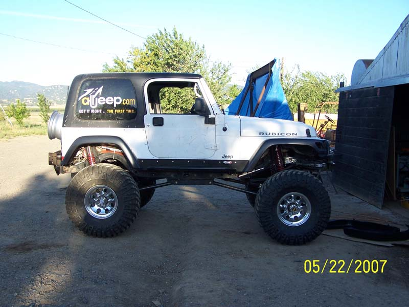 2004 Jeep Wrangler Rubicon Pictures, Mods, Upgrades ...