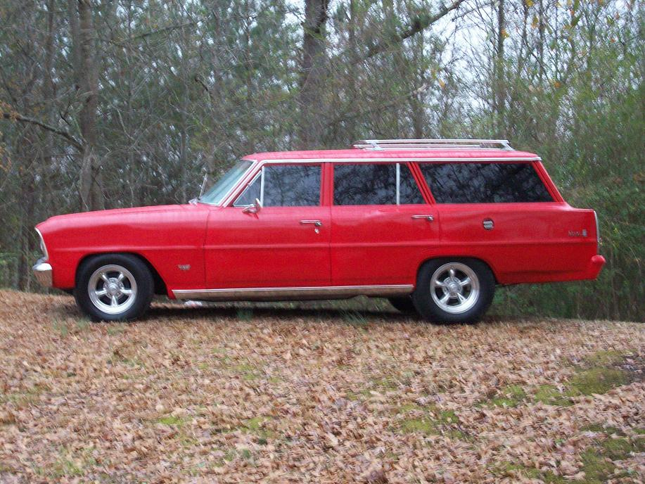 Nada Classic Cars >> 1966 Nova Wagon | Autos Post
