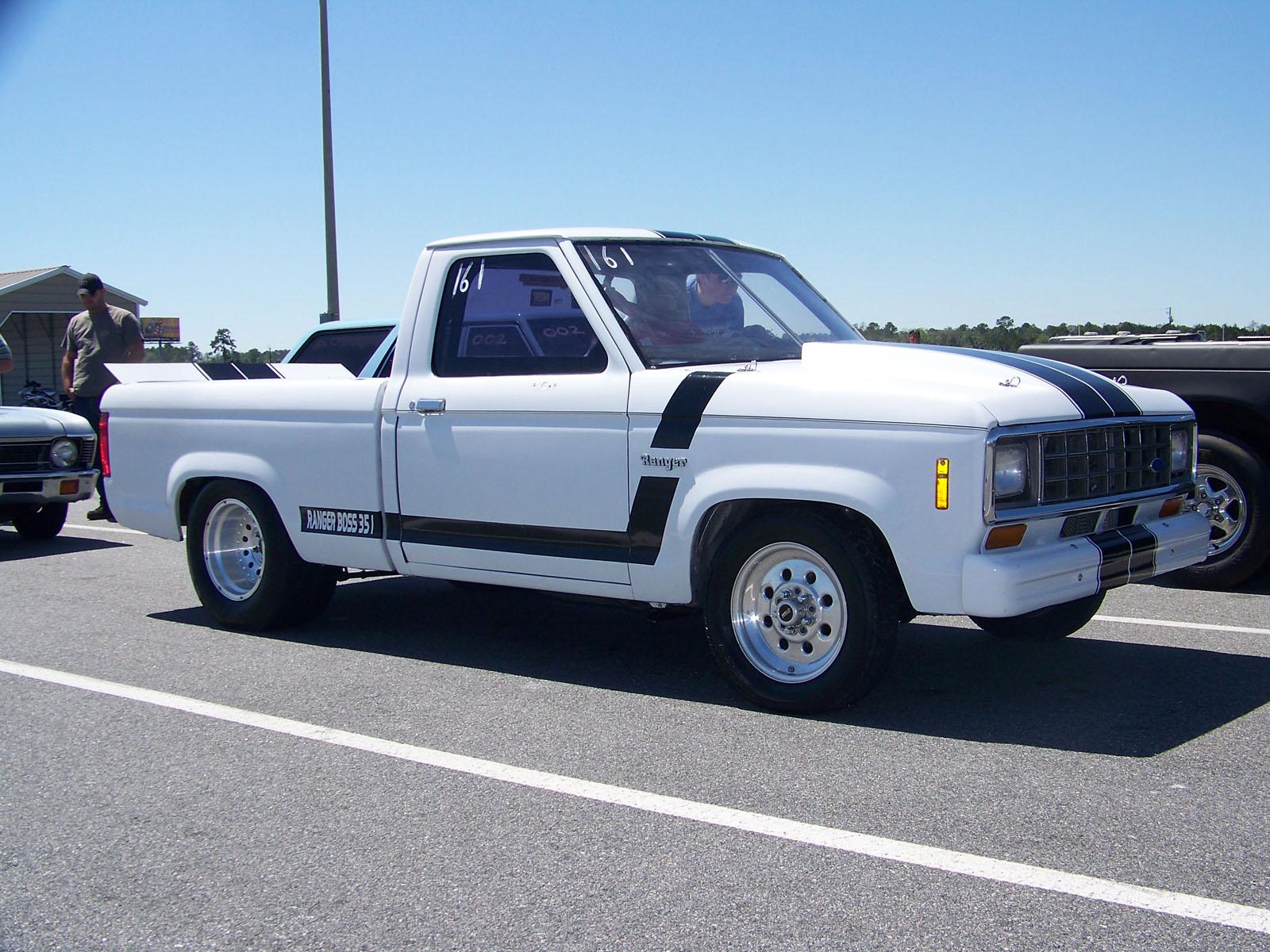 1987 Ford Ranger 1 4 Mile Trap Speeds 0 60 Dragtimes Com