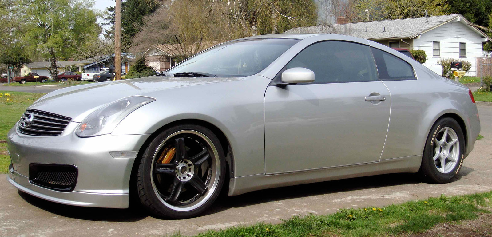 2004 Infiniti G35 Coupe Mt Pictures Mods Upgrades
