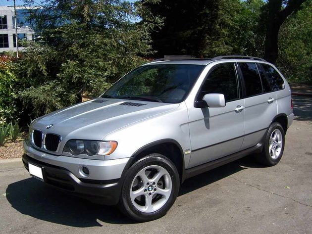 Stock 2002 Bmw X5 1 4 Mile Trap Speeds 0 60 Dragtimes Com