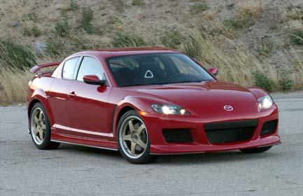 Mazda Extended Warranty >> 2007 Mazda RX-8 GT 1/4 mile Drag Racing timeslip specs 0-60 - DragTimes.com