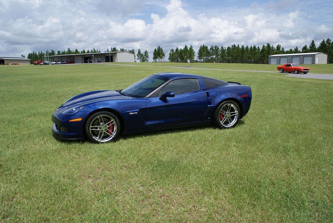 2006 Chevrolet Corvette C6 Z06 18 Mile Drag Racing