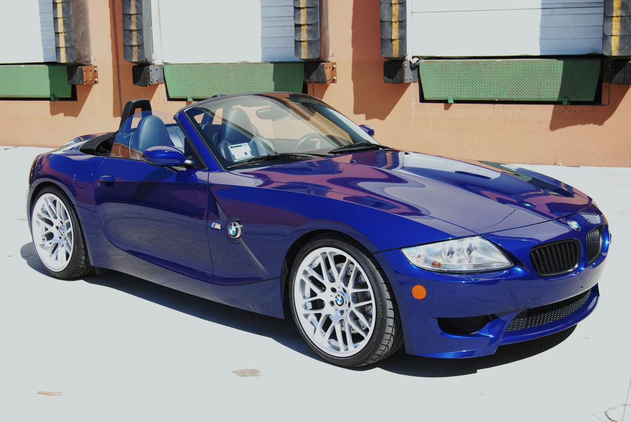 2006 Bmw Z4 M Roadster Nitrous Pictures Mods Upgrades
