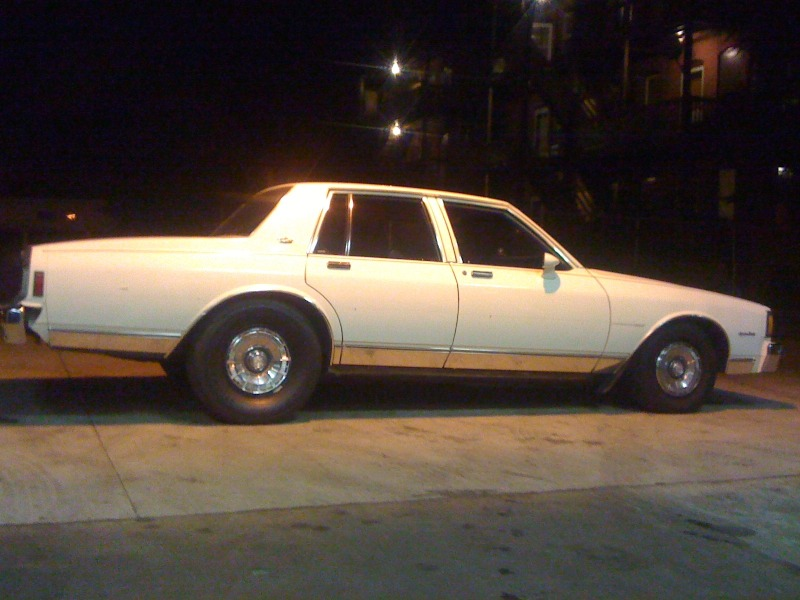 Chevy T Shirts >> 1981 Chevrolet Caprice 1/4 mile Drag Racing timeslip specs 0-60 - DragTimes.com
