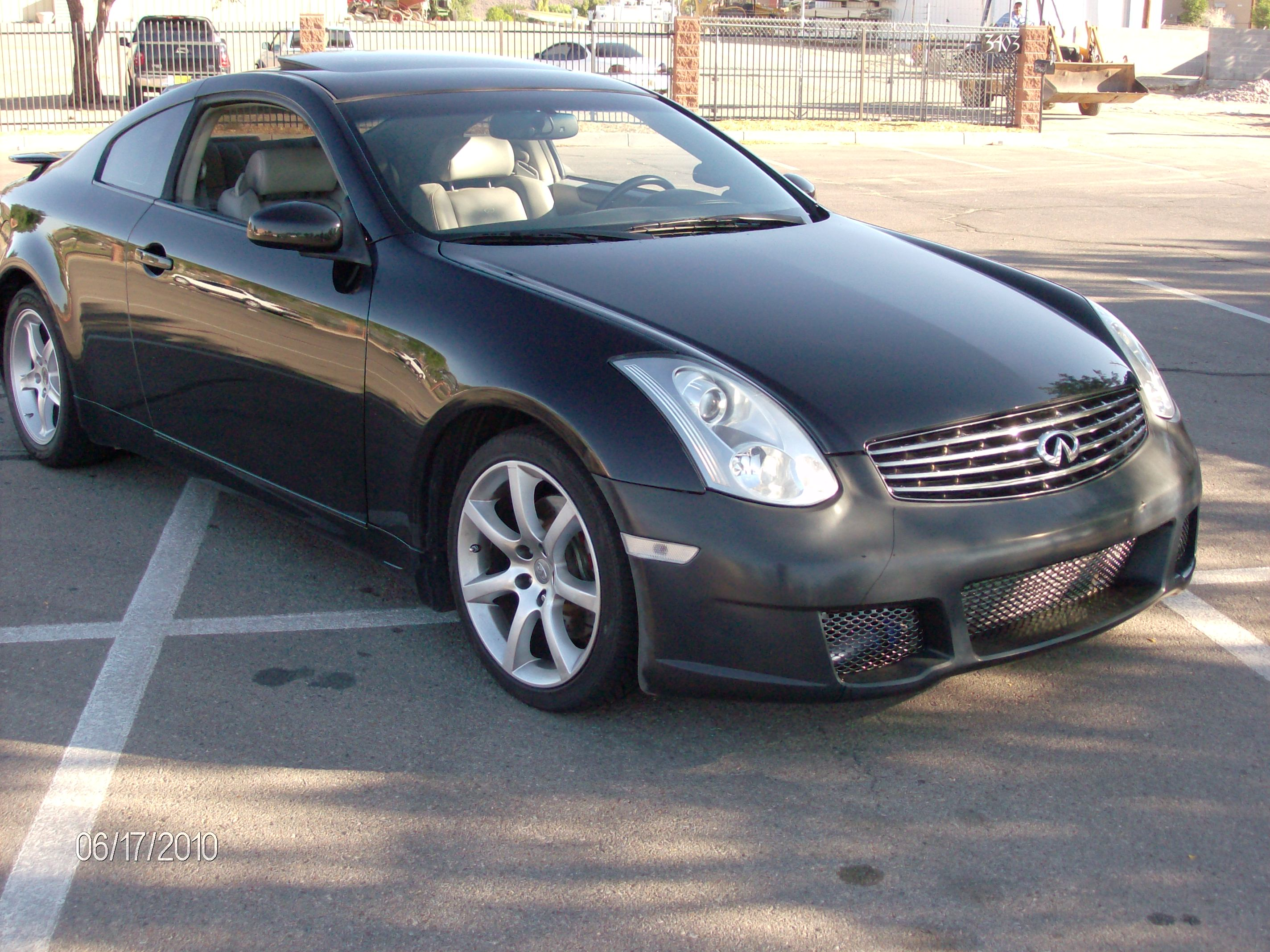 2006 infiniti g35 coupe 1 4 mile drag racing timeslip specs 0 60. Black Bedroom Furniture Sets. Home Design Ideas