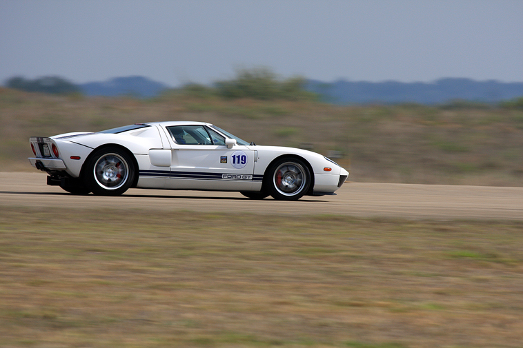 2005 Ford GT Twin Turbo Supercharged