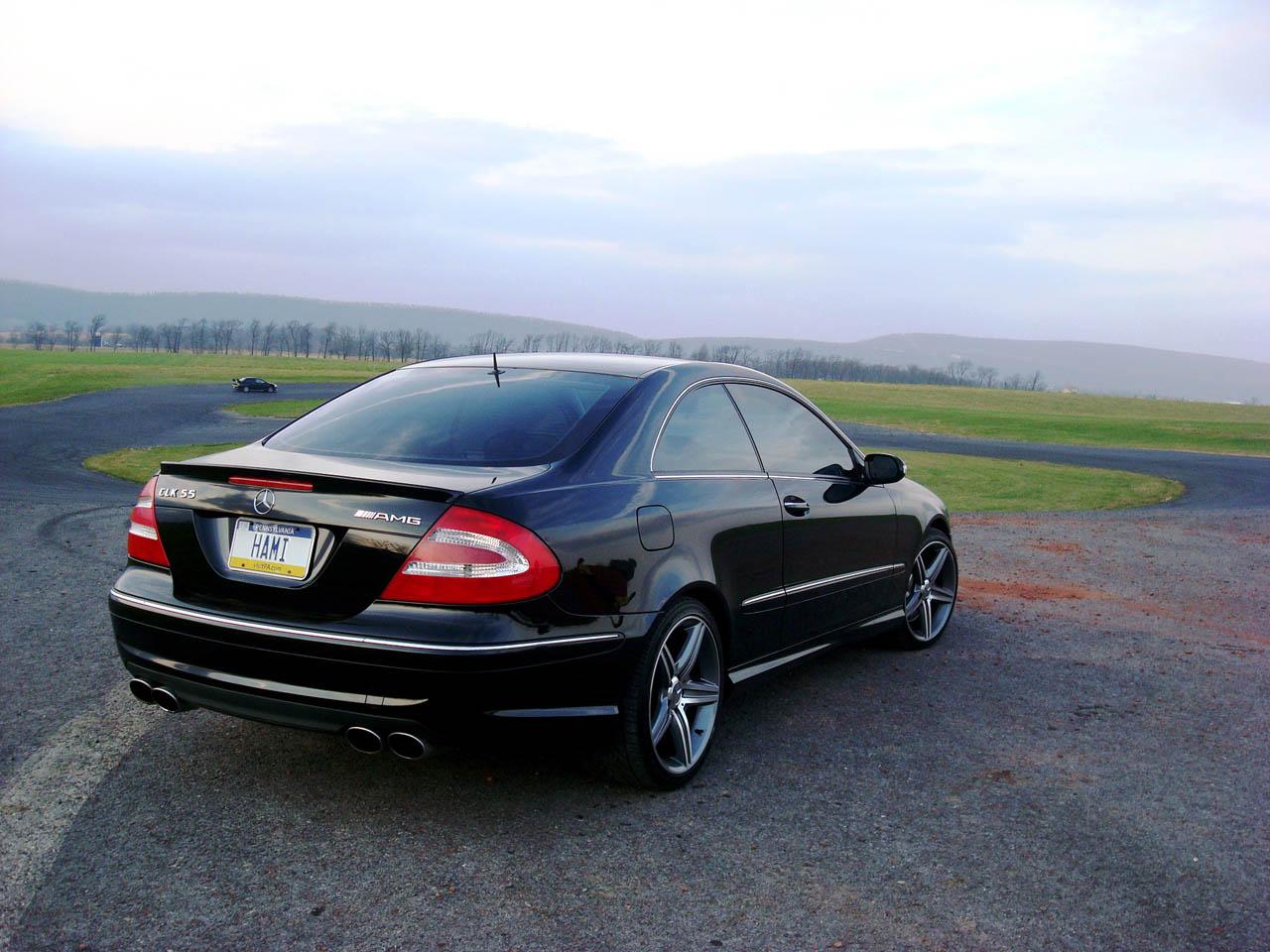 1 4 Mile Times >> 2005 Mercedes-Benz CLK55 AMG 1/4 mile trap speeds 0-60 - DragTimes.com