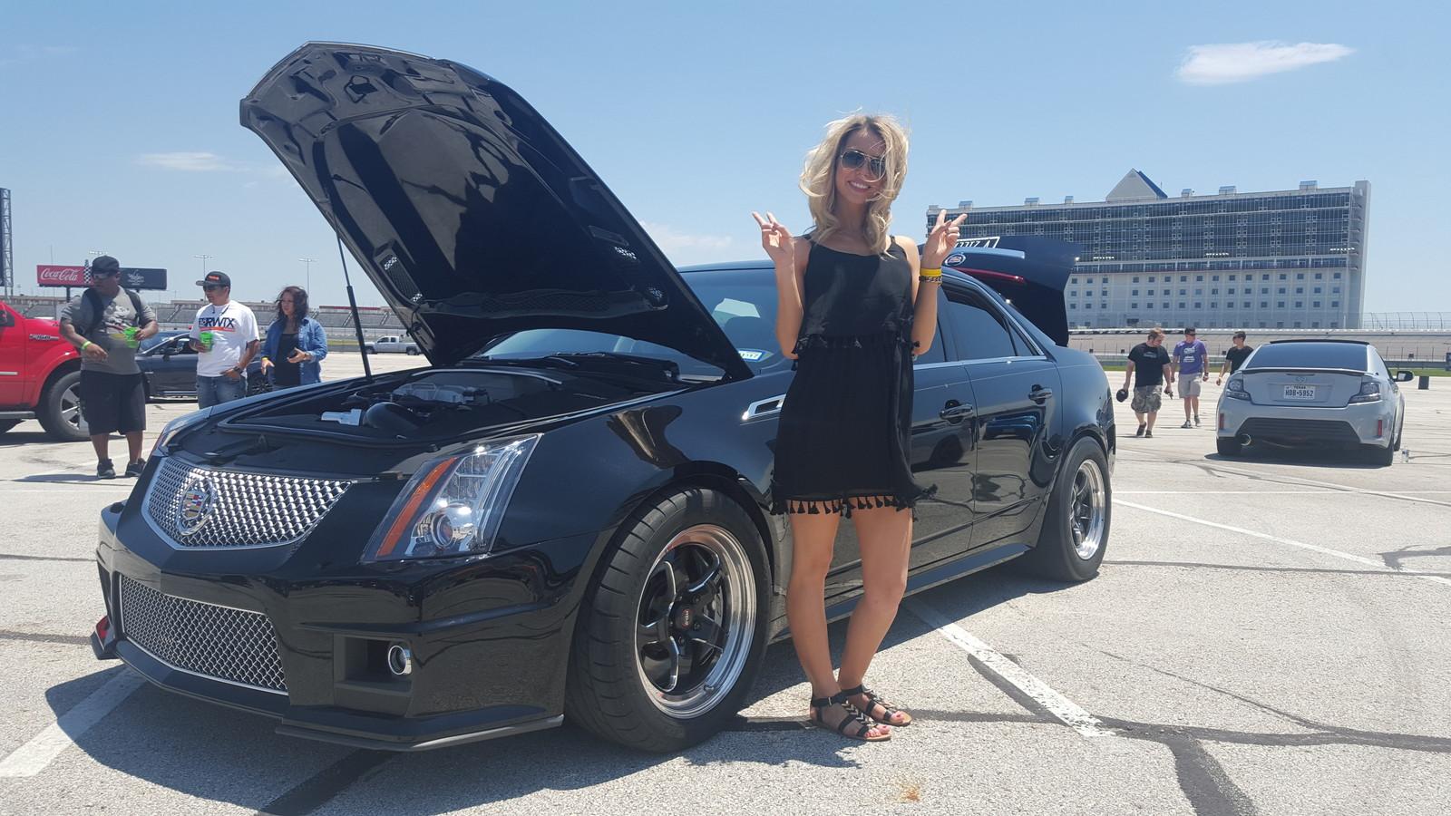 2012 Cadillac Cts V Sedan 1 4 Mile Trap Speeds 0 60