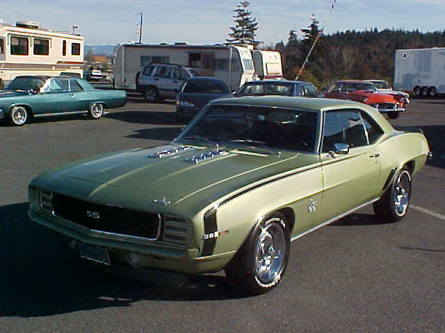 1969 Chevrolet Camaro Ss Rs Pictures Mods Upgrades