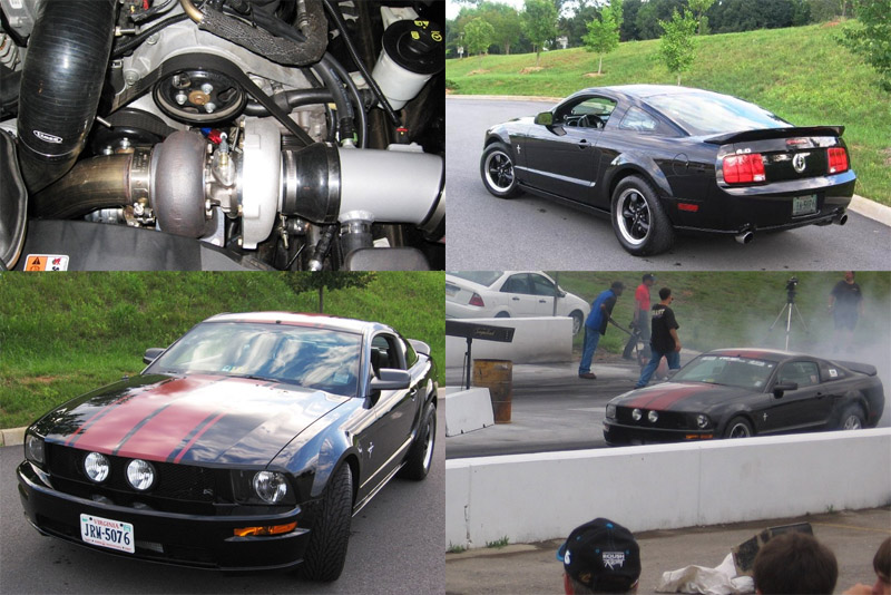 2005  Ford Mustang 4.0 V6 Turbo picture, mods, upgrades