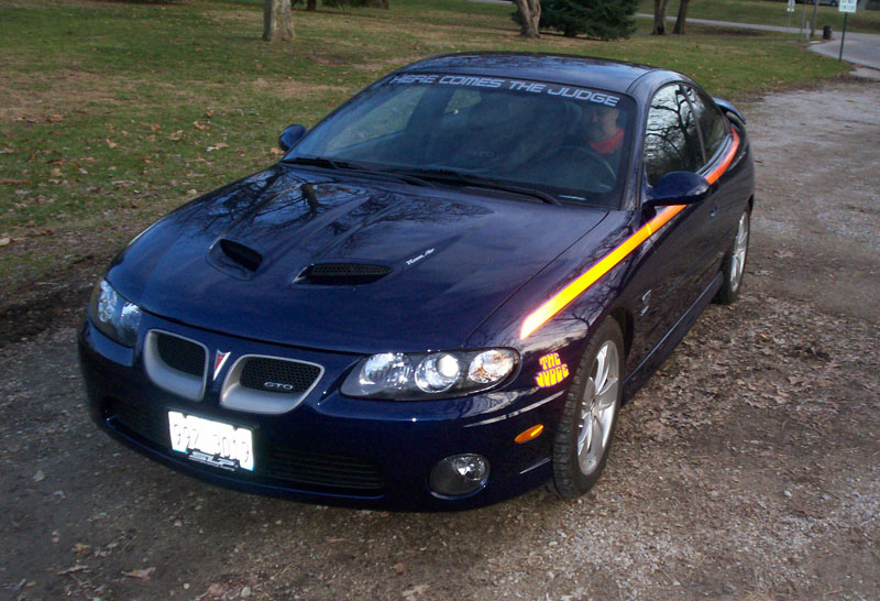 2005 Pontiac GTO The Judge
